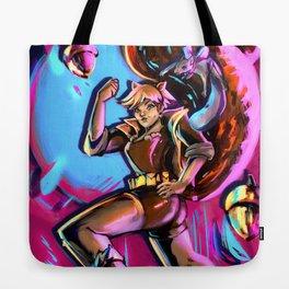 Squirrel Girl Tote Bag