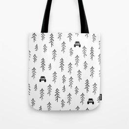 Among the Trees Tote Bag