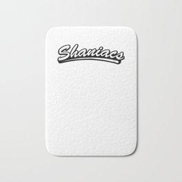 BuzzFeed Unsolved Team Shaniacs T-Shirt Bath Mat