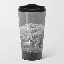 Bass Rock, Scotland Travel Mug
