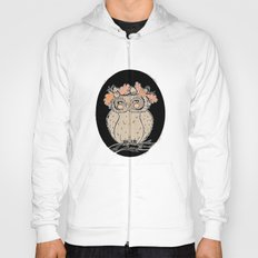 lady owl ready for the fall Hoody