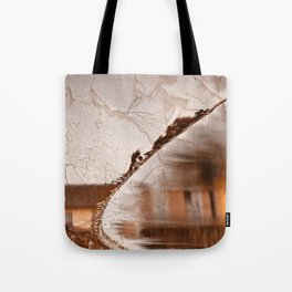 Stream of Peeling Dreams Tote Bag