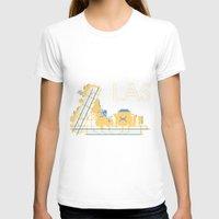las vegas T-shirts featuring Las Vegas (LAS) - Desert by Kyle Rodgers
