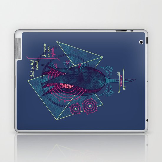 The Perks of Being a Wallflower Laptop & iPad Skin