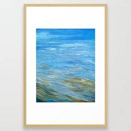 Underwater Universe Framed Art Print