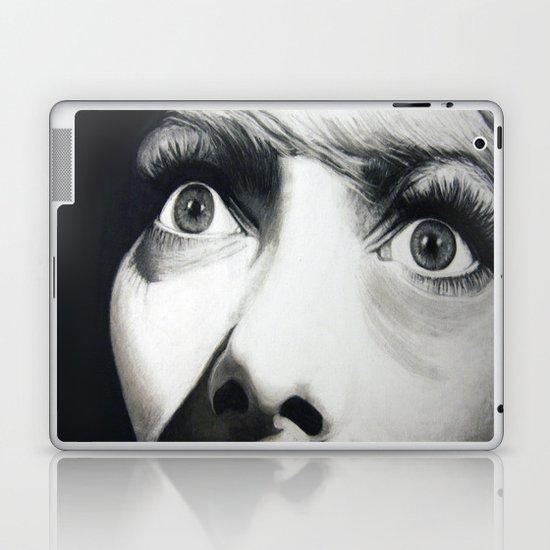Rearview Mirror Laptop & iPad Skin