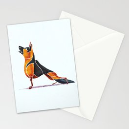 German Shepherd Stationery Cards