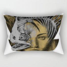 The Woman Rectangular Pillow