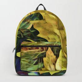 Melting Colors Of Autumn Backpack