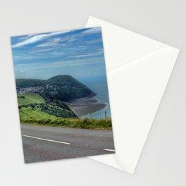 Lynmouth Bay, Devon, England Stationery Cards