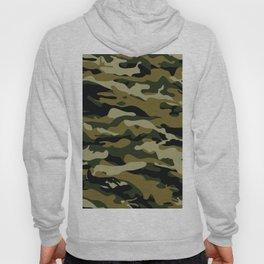 Army pattern Hoody
