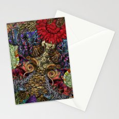 Psychedelic Botanical 11 Stationery Cards
