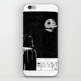 Death Star II iPhone Skin