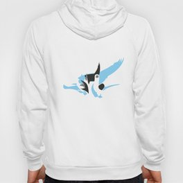 Blue Footed Booby Hoody