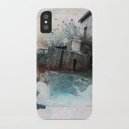 In A Fog iPhone Case
