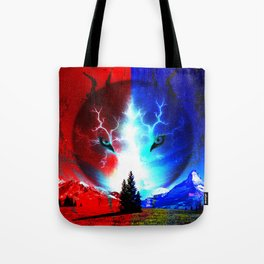 Fox Vision Tote Bag