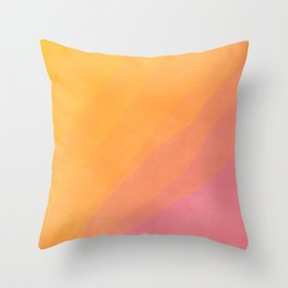 Stratum 6 Sunny Day Throw Pillow