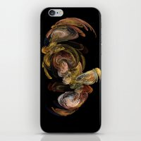 baroque iPhone & iPod Skins featuring Baroque by Tobias Bowman