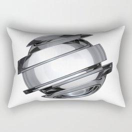 CropCirclesSixteen Rectangular Pillow