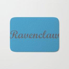 One word - Ravenclaw Bath Mat