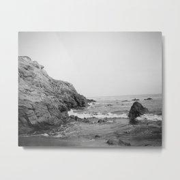Pacific Reprieve Metal Print