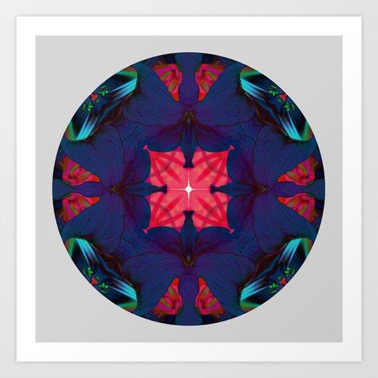 Mandala III Art Print
