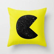 Expanding Universe Throw Pillow