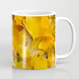 Ginkgo biloba leaves Coffee Mug