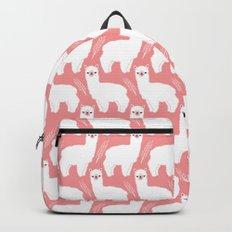 The Alpacas II Backpacks
