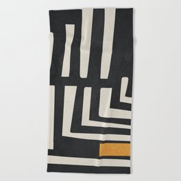 Abstract Art 16 Beach Towel