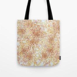 Antique Plans (Cityspace #181) Tote Bag