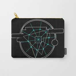Retro Planet Orbit Carry-All Pouch