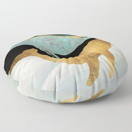 Whale Song Floor Pillow