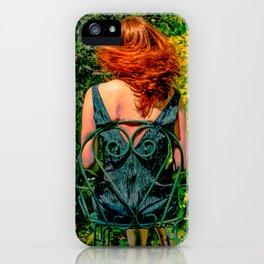 Photo couleur iPhone Case