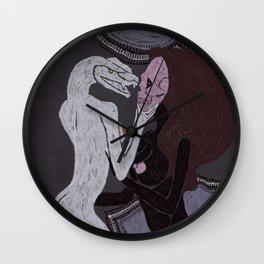 BIFID KISS Wall Clock
