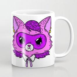 Cute Raccoon Girl Coffee Mug