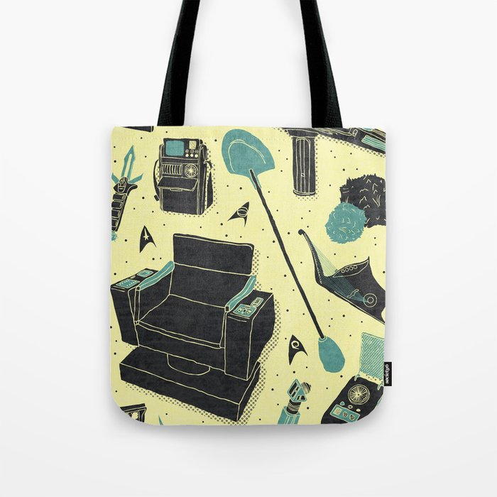 Artifacts: Star Trek Tote Bag