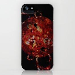 Voyage into infinity iPhone Case
