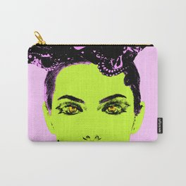 La femme Medusa Carry-All Pouch