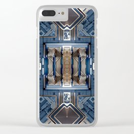X-CHIP SERIES 02 Clear iPhone Case