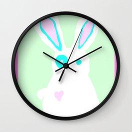Bun Bun Wall Clock
