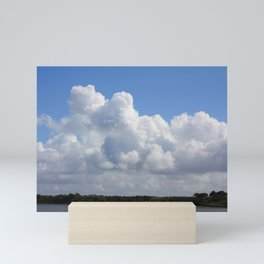 Just for the Clouds Mini Art Print
