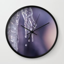Spring is here Wall Clock