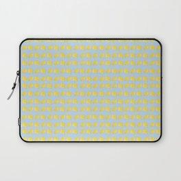 Catch the Half Lemon (Pattern Version) Laptop Sleeve