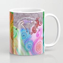 Free Fall View Coffee Mug