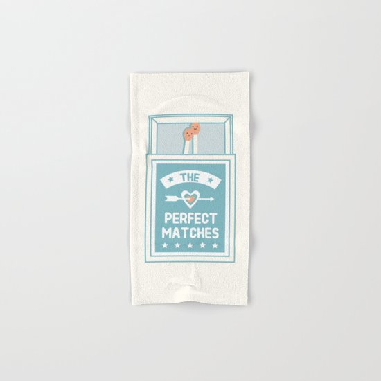 The Perfect Matches Hand & Bath Towel