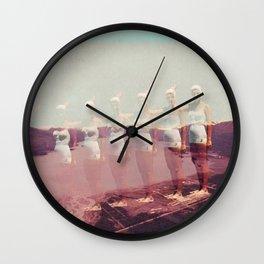 Just a Fading Memory Wall Clock