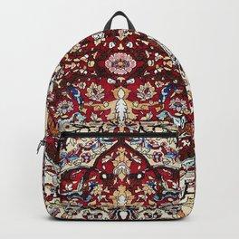 Tehran North Persian Carpet Print Backpack