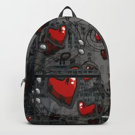 Love conquers all Backpack