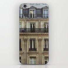 Paris Facade iPhone & iPod Skin